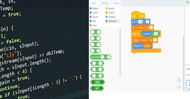 Choosing between Graphical vs Text-Based Coding for Kids